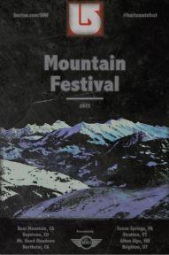 Burton Mountian Festival